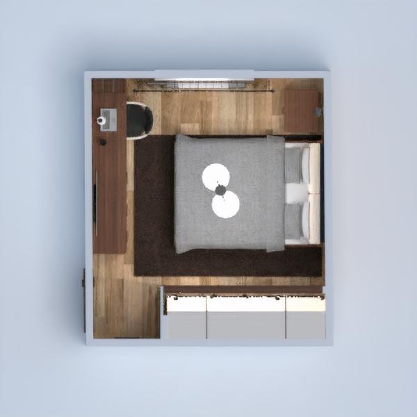 floorplans appartamento decorazioni angolo fai-da-te camera da letto rinnovo 3d