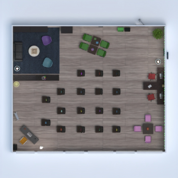 floorplans mobílias decoração faça você mesmo escritório 3d
