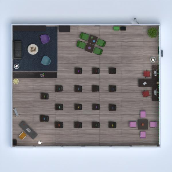 floorplans mobiliar dekor do-it-yourself büro 3d