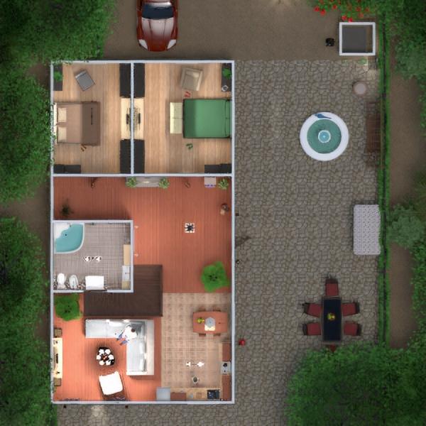 floorplans дом декор ванная спальня гостиная кухня детская ландшафтный дизайн 3d