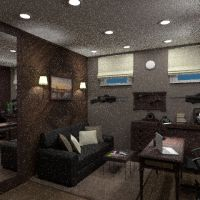 floorplans apartment house furniture decor living room office lighting renovation 3d