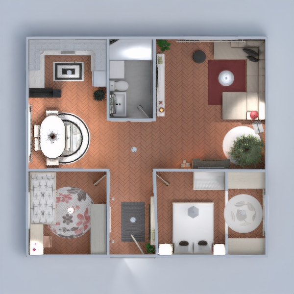 floorplans casa decoração reforma 3d