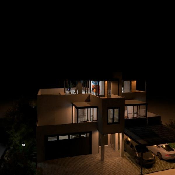 progetti veranda bagno esterno architettura 3d