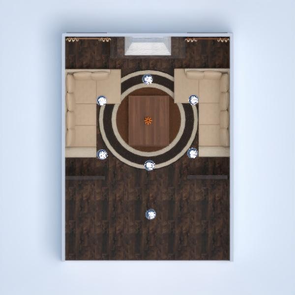 floorplans haus mobiliar dekor wohnzimmer beleuchtung architektur 3d