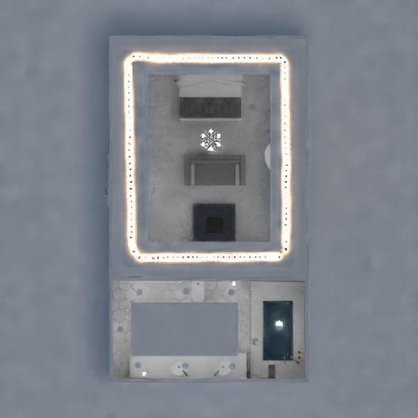 floorplans meble łazienka sypialnia oświetlenie architektura 3d