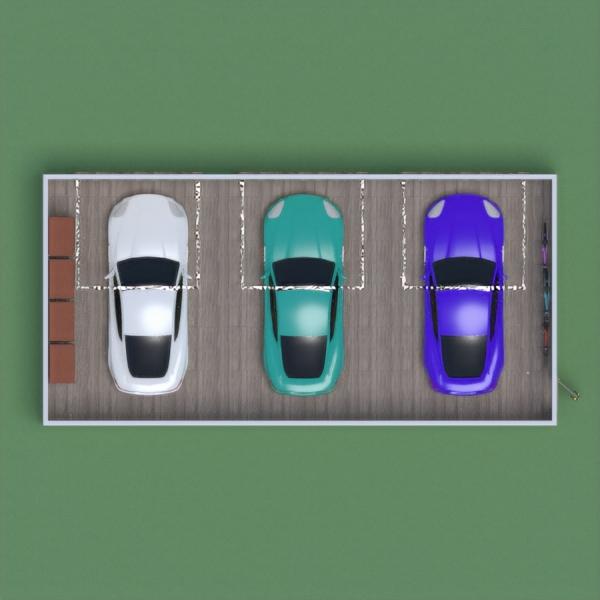 floorplans garage renovierung lagerraum, abstellraum 3d