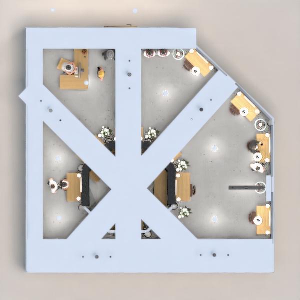 floorplans dekor beleuchtung lagerraum, abstellraum 3d
