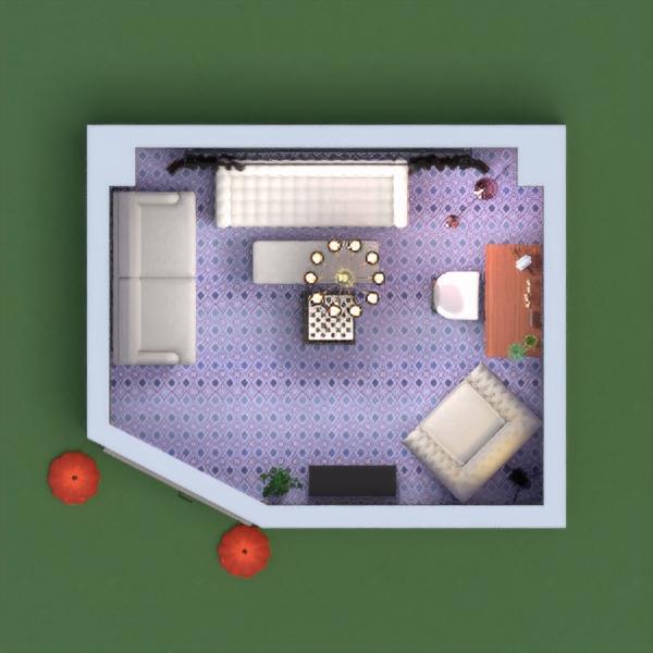 floorplans baldai dekoras pasidaryk pats svetainė apšvietimas 3d