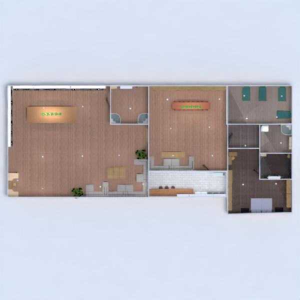 floorplans na zewnątrz pokój diecięcy oświetlenie krajobraz gospodarstwo domowe 3d