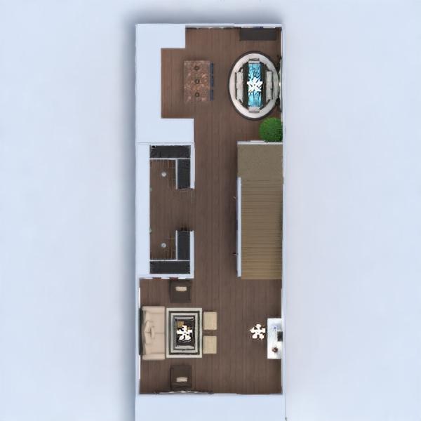floorplans casa mobílias decoração casa de banho dormitório cozinha área externa iluminação paisagismo utensílios domésticos sala de jantar arquitetura 3d