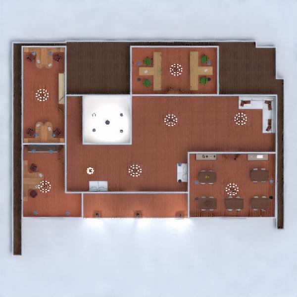 floorplans appartamento arredamento angolo fai-da-te bagno saggiorno illuminazione caffetteria sala pranzo ripostiglio monolocale 3d