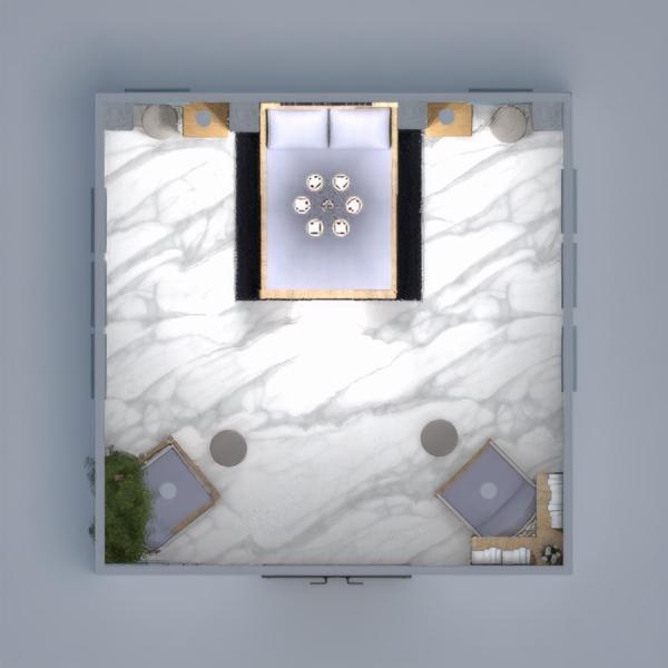 floorplans dormitório quarto 3d