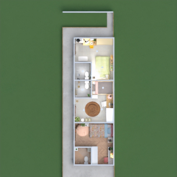 планировки квартира дом декор кафе архитектура 3d