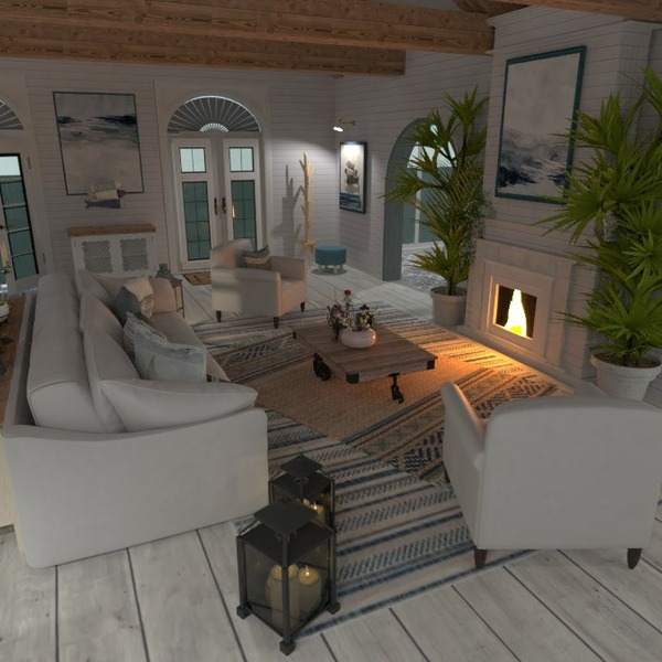 floorplans house furniture decor outdoor lighting 3d