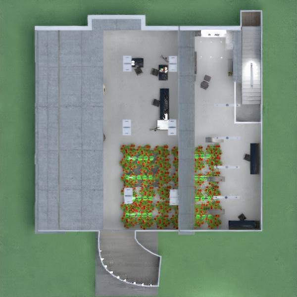 планировки гараж 3d