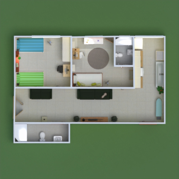 floorplans квартира декор сделай сам 3d