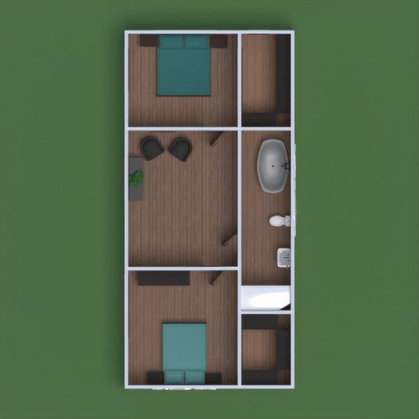 floorplans house terrace furniture decor bathroom bedroom living room garage kitchen outdoor landscape architecture entryway 3d