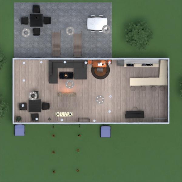 floorplans casa hogar arquitectura 3d