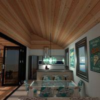 floorplans casa varanda inferior mobílias decoração casa de banho dormitório quarto cozinha área externa iluminação reforma paisagismo sala de jantar arquitetura patamar 3d