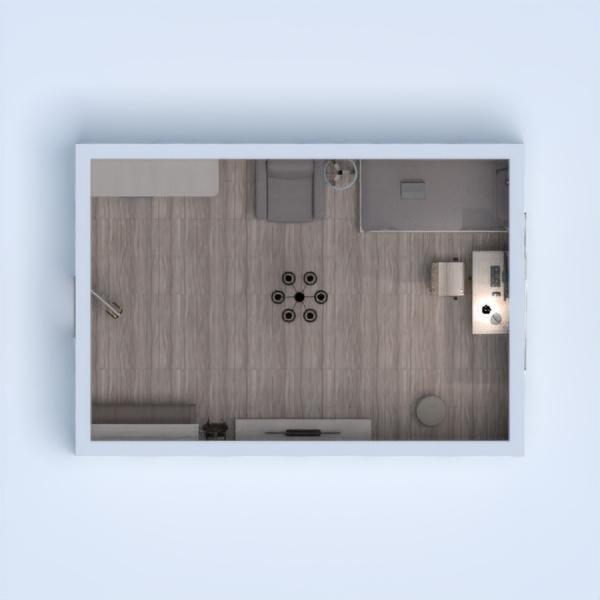 floorplans appartamento arredamento decorazioni illuminazione rinnovo 3d