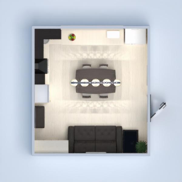 floorplans muebles decoración bricolaje cocina iluminación reforma hogar comedor trastero estudio 3d