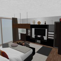 floorplans apartment house terrace furniture decor bedroom kids room lighting renovation architecture studio 3d