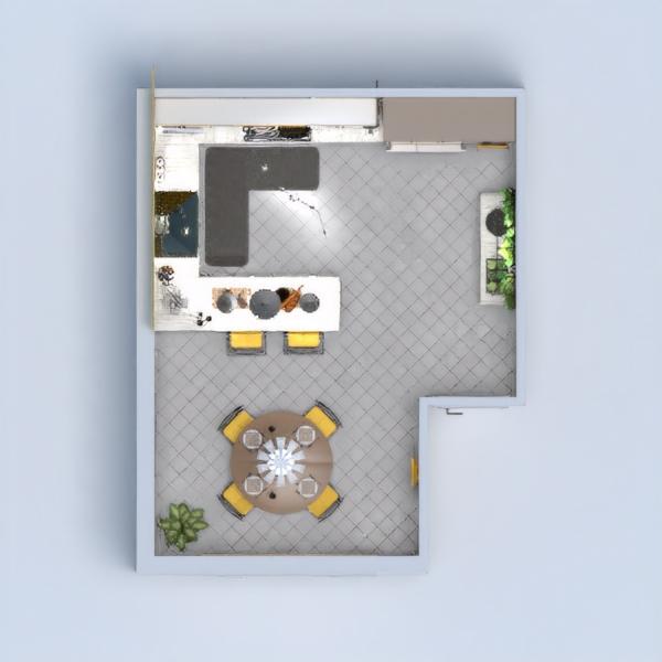 floorplans küche 3d