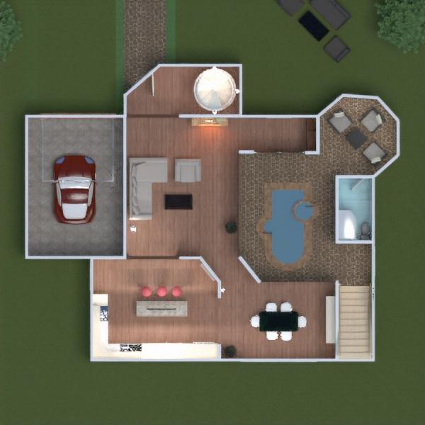 floorplans дом 3d