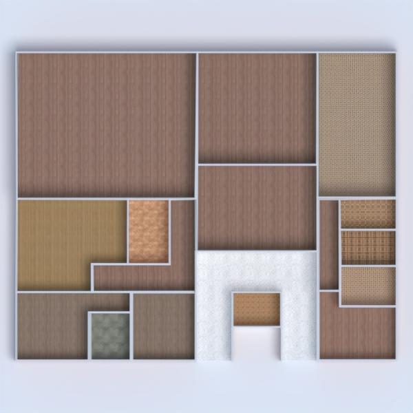 floorplans apartamento muebles decoración cuarto de baño dormitorio salón cocina despacho iluminación hogar comedor arquitectura trastero descansillo 3d