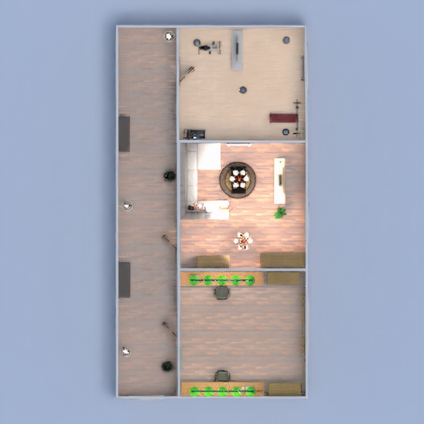 floorplans wohnung haus haushalt 3d