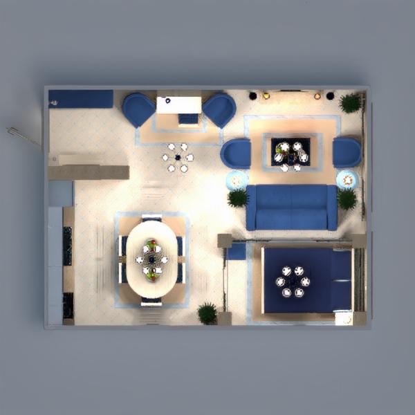 floorplans apartamento muebles decoración bricolaje dormitorio salón cocina despacho iluminación reforma hogar comedor trastero estudio descansillo 3d