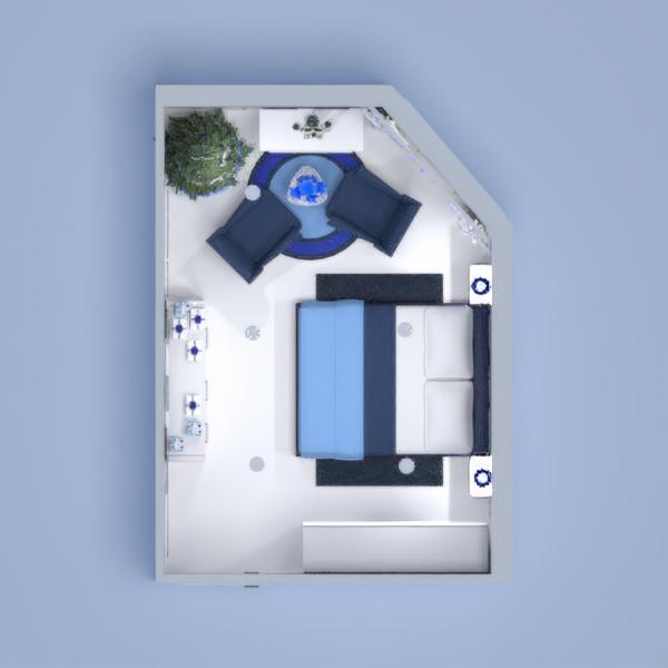 floorplans wohnung dekor schlafzimmer 3d