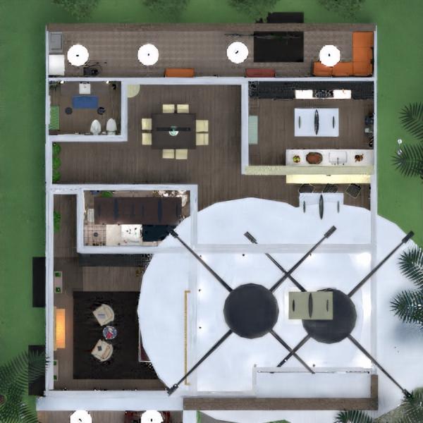 floorplans casa mobílias decoração faça você mesmo casa de banho quarto garagem cozinha área externa iluminação reforma paisagismo utensílios domésticos cafeterias sala de jantar arquitetura patamar 3d
