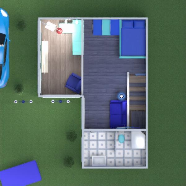 floorplans casa varanda inferior mobílias decoração faça você mesmo casa de banho dormitório quarto cozinha área externa iluminação utensílios domésticos estúdio 3d
