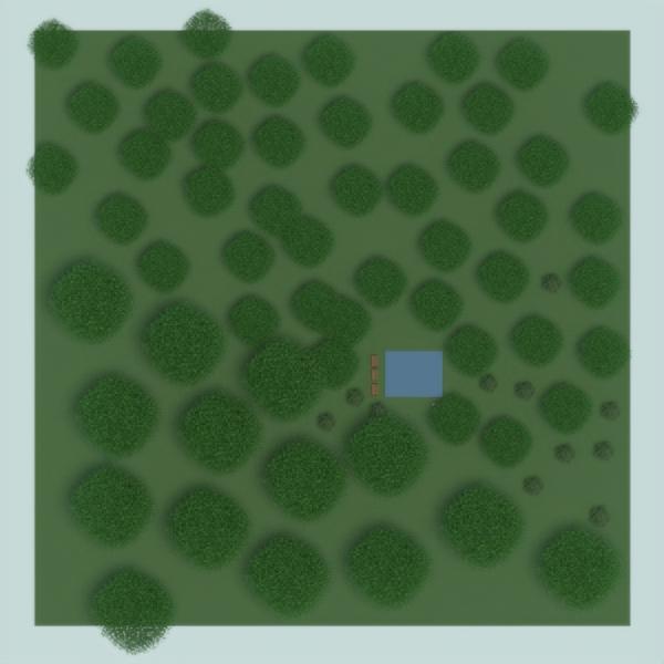 планировки ландшафтный дизайн 3d