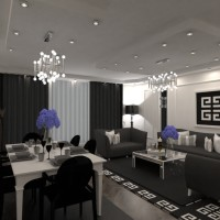 floorplans house decor diy living room kitchen lighting landscape dining room architecture 3d