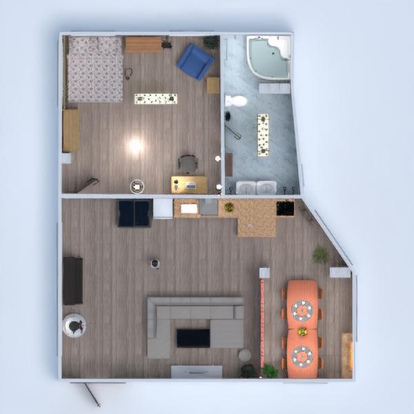 floorplans bathroom bedroom living room dining room 3d