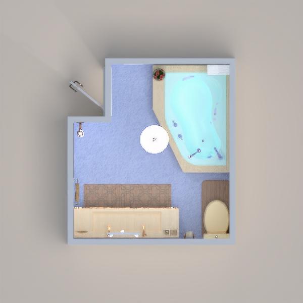 планировки ванная 3d