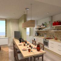 floorplans wohnung mobiliar dekor do-it-yourself badezimmer schlafzimmer küche beleuchtung haushalt architektur 3d