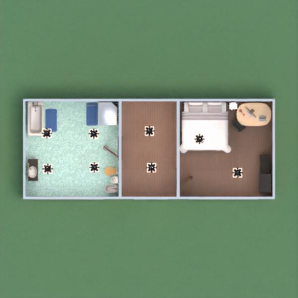floorplans apartamento casa casa de banho dormitório quarto garagem cozinha área externa quarto infantil iluminação reforma paisagismo utensílios domésticos sala de jantar arquitetura despensa 3d