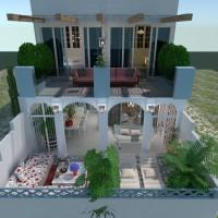 floorplans namas terasa baldai dekoras vonia miegamasis svetainė virtuvė eksterjeras vaikų kambarys apšvietimas renovacija valgomasis аrchitektūra prieškambaris 3d