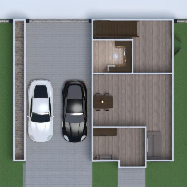floorplans decorazioni bagno camera da letto saggiorno 3d