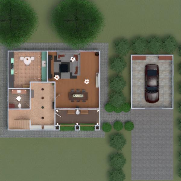 floorplans haus mobiliar dekor do-it-yourself badezimmer schlafzimmer wohnzimmer garage küche outdoor kinderzimmer beleuchtung landschaft esszimmer architektur lagerraum, abstellraum 3d