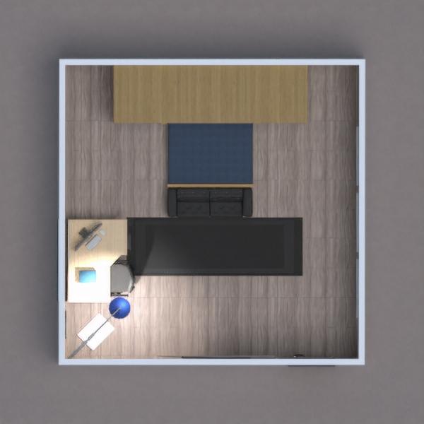 floorplans mobiliar dekor schlafzimmer kinderzimmer 3d
