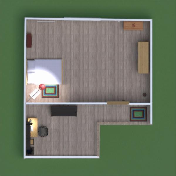 планировки дом мебель 3d