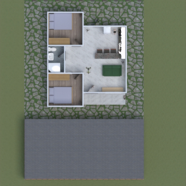 floorplans house cafe 3d