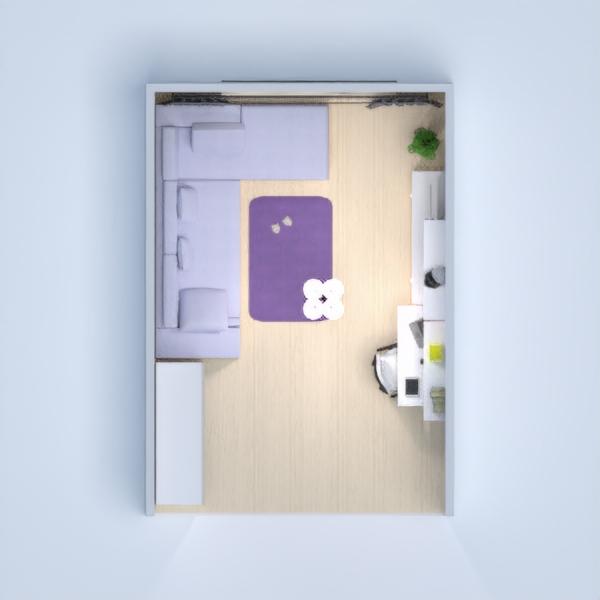 floorplans habitación infantil 3d