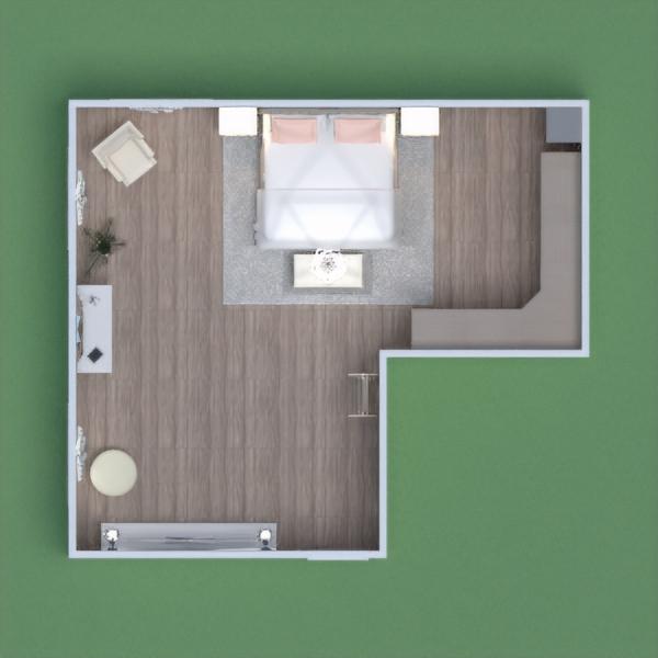 планировки мебель декор спальня освещение ремонт 3d
