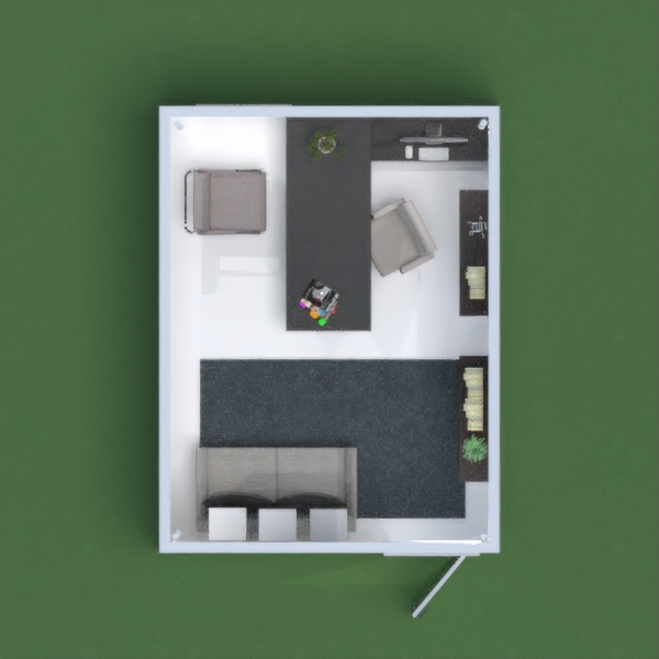 floorplans dekor büro 3d