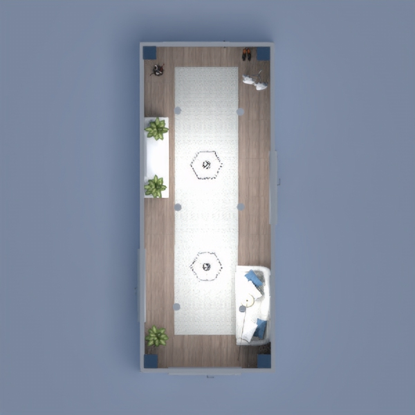 floorplans furniture decor lighting entryway 3d